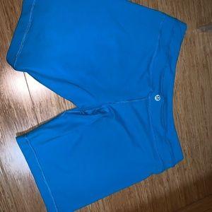 lululemon athletica Shorts - !SOLD! lululemon blue shorts